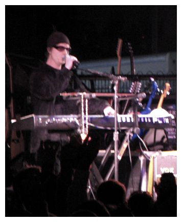 Blue October at Mardi Gras Galveston - February 24, 2006