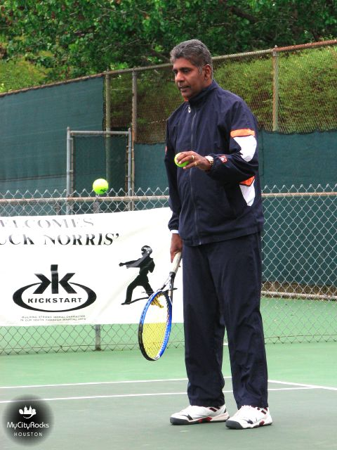 Tennis - Vijay Amritraj